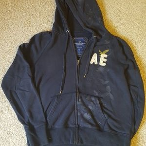 XL American Eagle full zip sweatshirt